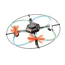 image of Galaxy Drone 4 Channel Skywalker Drone With On/off Strobe Lights