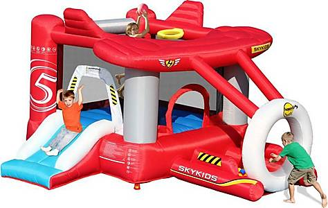 image of Aeroplane Bouncy Castle