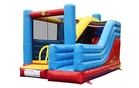 image of Super Commercial Bouncy Castle And Slide