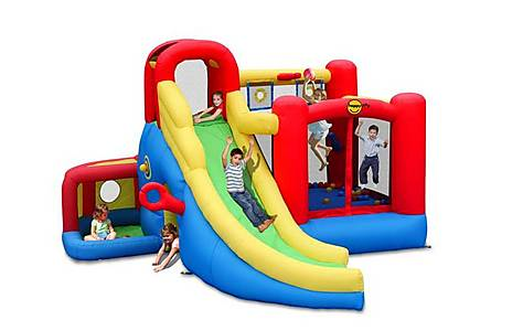 image of 11 In 1 Inflatable Childrens Play Center
