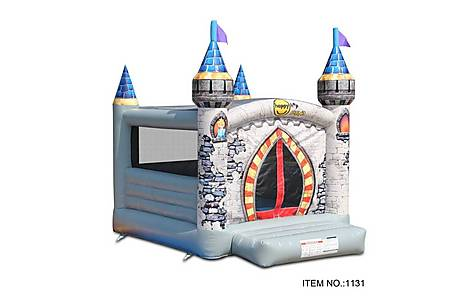 image of Medieval Castle Of Ancient Times Commercial Bouncy Castle