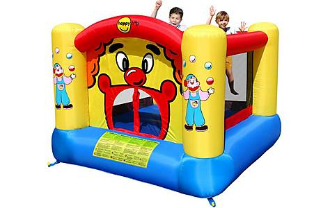 image of Childrens Clown Bouncy Castle