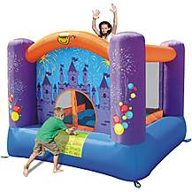 image of Childrens Firework Bouncy Castle