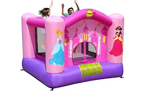image of Little Princess Bouncy Castle
