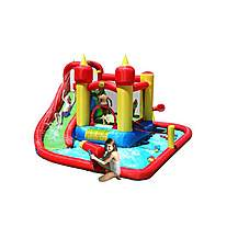 image of Jump And Splash Funland Inflatable Waterslide