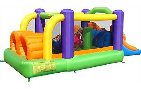 image of Obstacle Course Bouncy Castle