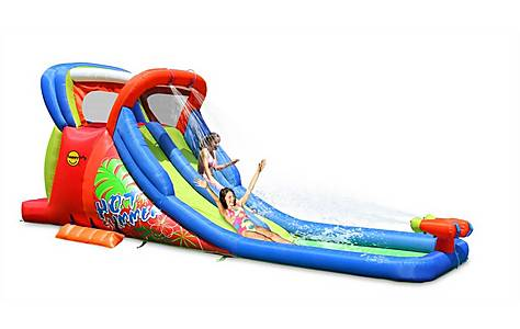 image of Hot Summer Kids 20ft Double Waterslide