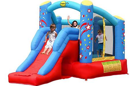 image of Ultimate Combo Bouncy Castle And Slide