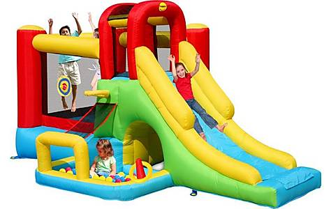 image of Adventure Combo Childrens Bouncy Castle