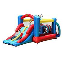 image of Racing Fun Bouncy Castle
