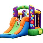 image of Combo Party Bouncy Castle With Slide