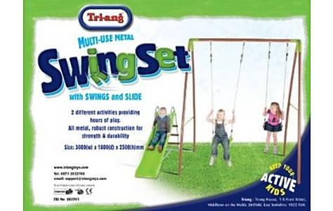 image of Activ Kids Multi Use Swing Set