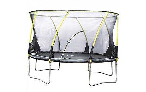 image of Plum 12ft Whirlwind Trampoline And 3g Enclosure