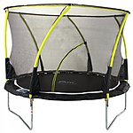 image of Plum 10ft Whirlwind Trampoline & 3g Enclosure