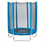 image of Plum Junior Trampoline And Enclosure - Blue