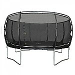 image of Plum Magnitude 14ft Trampoline And 3g Enclosure