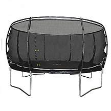 image of Plum 12ft Magnitude Trampoline And 3g Enclosure