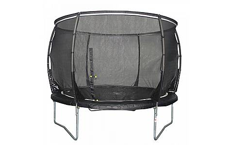 image of Plum Magnitude 10ft Trampoline And 3g Enclosure