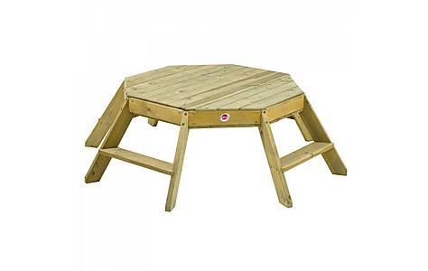 image of Plum Premium Wooden Octagonal Activity Table