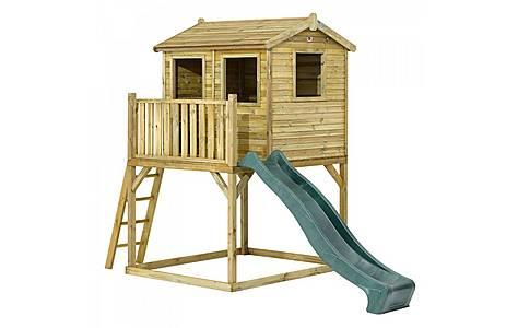 image of Plum Premium Wooden Adventure Playhouse