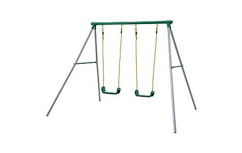 image of Plum Sedna Ii Metal Swing Set