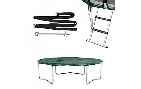 image of Plum 10ft Trampoline Accessory Kit