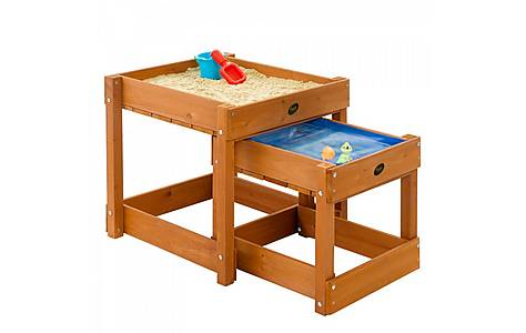image of Plum Sandy Bay Wooden Sand And Water Table