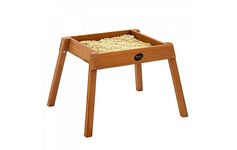 image of Plum Build And Splash Wooden Sand And Water Table