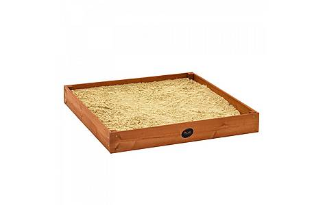 image of Plum Junior Outdoor Play Wooden Sand Pit