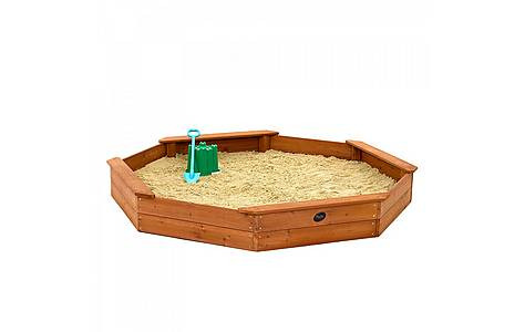 image of Plum Outdoor Play Giant Wooden Sand Pit