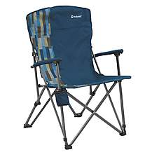 image of Outwell Spring Hills Camping Chair Blue