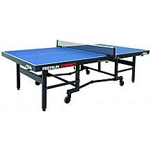 image of Ittf Indoor Table Tennis Table - Stiga Premium Compact