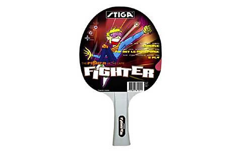image of Stiga Hobby Fighter Table Tennis Bat
