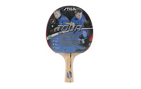 image of Stiga 2 Star Tour Table Tennis Bat