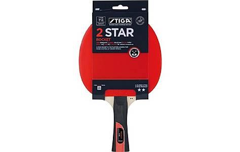 image of Stiga 2 Star Rocket Table Tennis Bat
