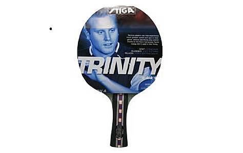 image of Stiga 4-star Trinity 7 Ply Table Tennis Bat