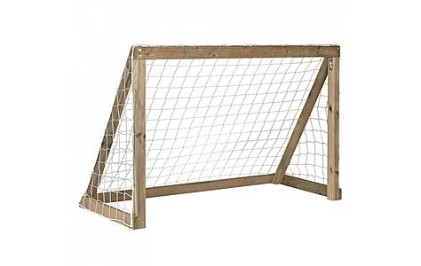 image of Plum Wooden Football Goal 8 X 6
