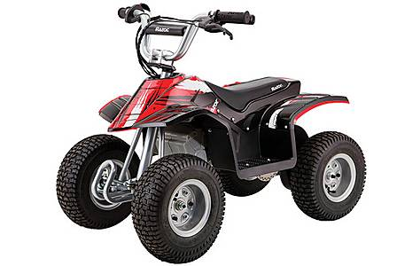 image of Razor Dirt Quad Bike Black