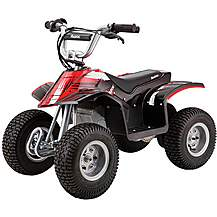 image of Razor Dirt Quad Bike - Black