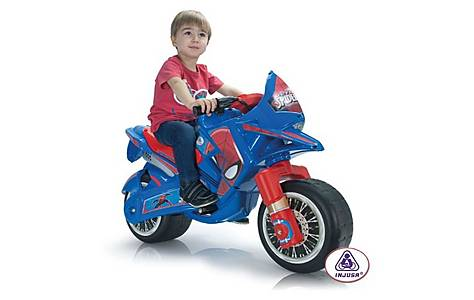 image of Injusa Spiderman Claws Bike