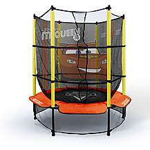 image of Injusa Cars Trampoline