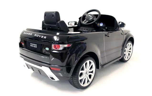 Range Rover Evoque Electric Rid