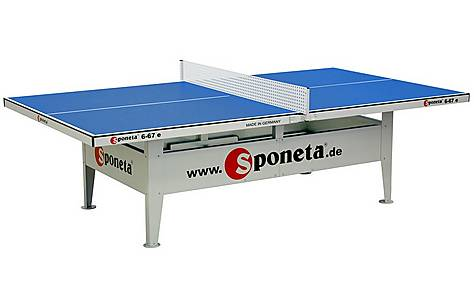 image of Sponeta Activeline Outdoor Table Tennis Table