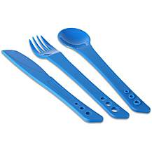 image of Lifeventure Ellipse Knife, Fork & Spoon Set