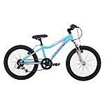 image of Indigo Shimmer, 20in Mountain Bike, Girls