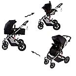 Your Baby Dakota 5 Piece Travel System - 3 Colours