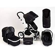 image of Your Baby Alaska - 8 Piece Travel System  - 5 Colours