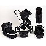 Your Baby Alaska - 8 Piece Travel System  - 5 Colours