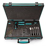 image of Makita P-90261 70 Piece PRO XL Drilling and Screwdriving Accessory Kit