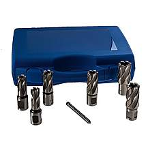 image of Unibor Magnetic Drill Cutters (Set of 6)